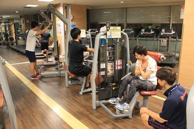 スポーツクラブ ルネサンス 石神井公園24の画像